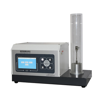 GD-01005 Automatic ASTM D 2863, Oksigen ISO 4589-2 Terbatas Indeks LOI Analyzer