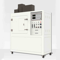 ASTM E 662 & ISO 5659 Smoke Density Chamber